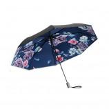 BANANA UNDER蕉下2018新款蕉下芳华防晒防紫外线小黑伞折叠晴雨伞女