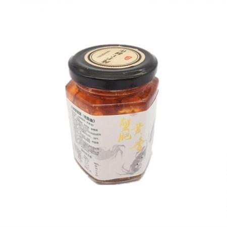 康农星 新鲜手工秃黄油蟹黄油300g 优选全母闸蟹
