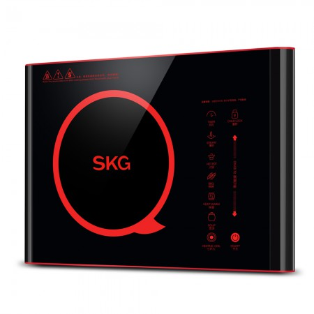 SKG 1670红外光波静音技术 触屏煮茶炉家用电陶炉7环大火力电磁炉·1670
