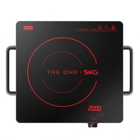 SKG 电陶炉家用电磁炉茶壶炉不挑锅一键操控·1648M