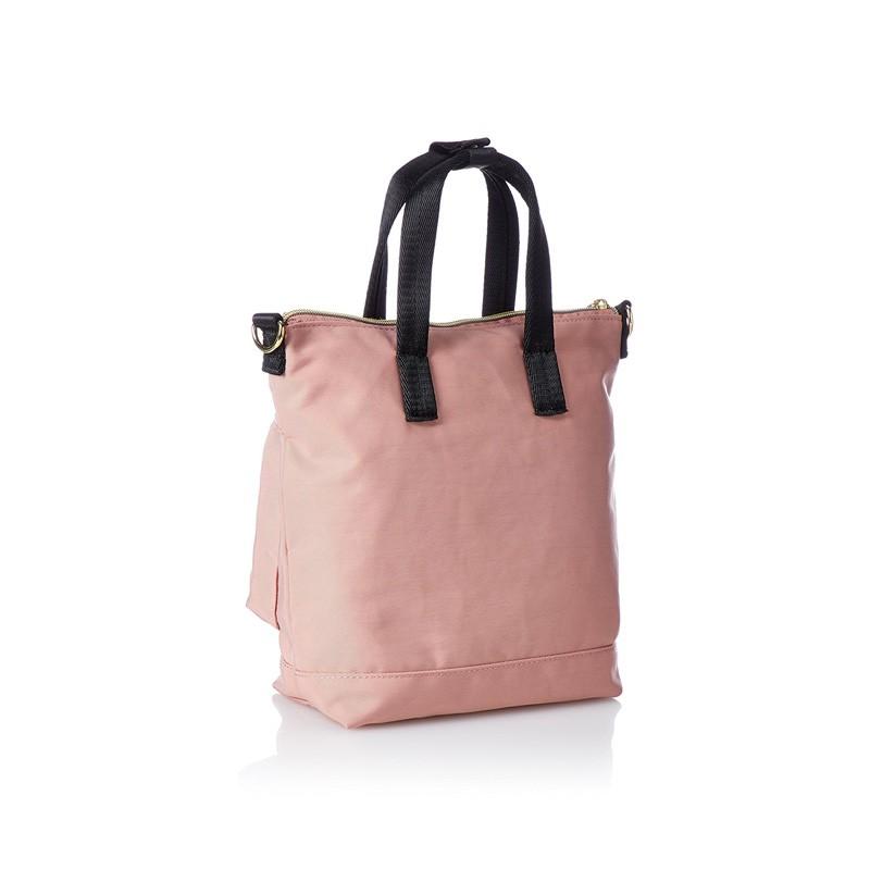 日本直邮 anello 时尚2用小手提包/单肩挎包·粉色