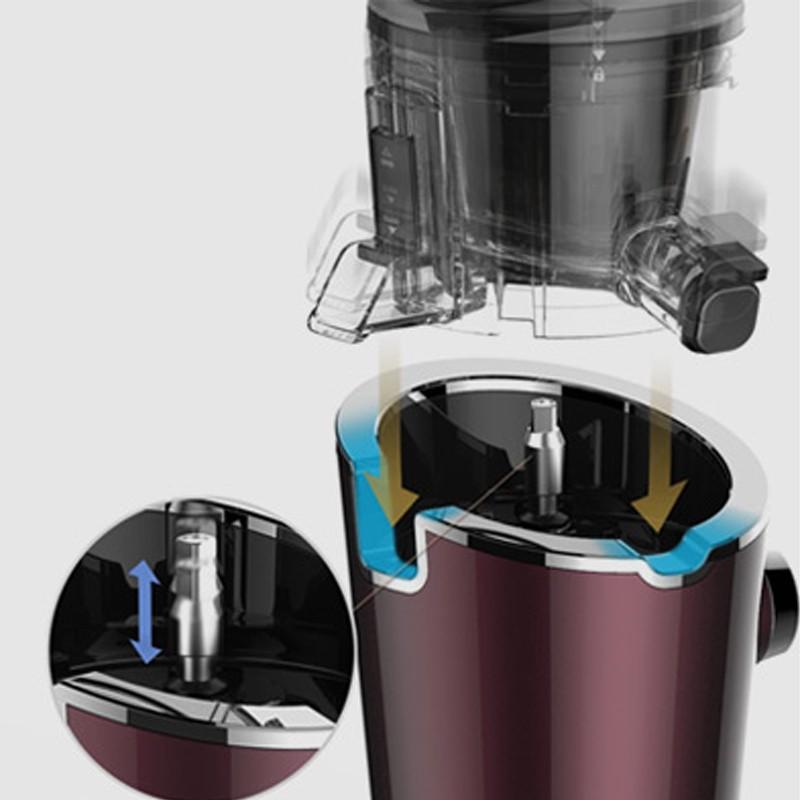 惠人(Hurom)H-100-DWBIA01韩国原装进口 五代无网原汁机榨汁机!