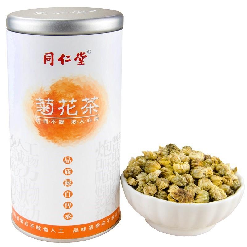同仁堂 菊花茶35g*3罐