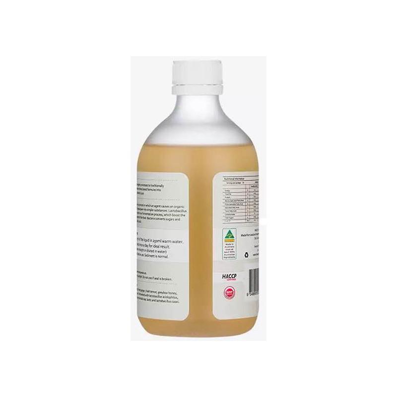 澳洲直邮 Bio E生姜柠檬酵素·500ml 2瓶