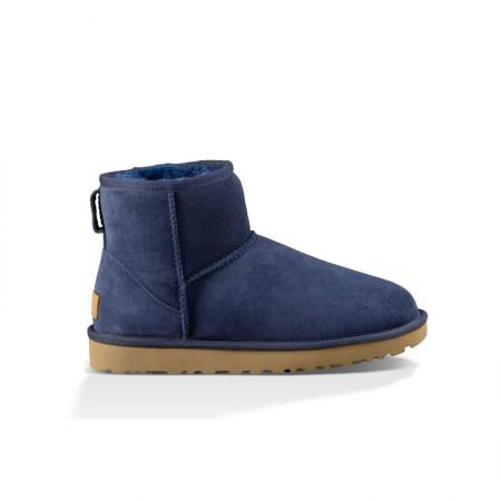 美国UGG Angelababy代言休闲经典款短靴·深蓝色