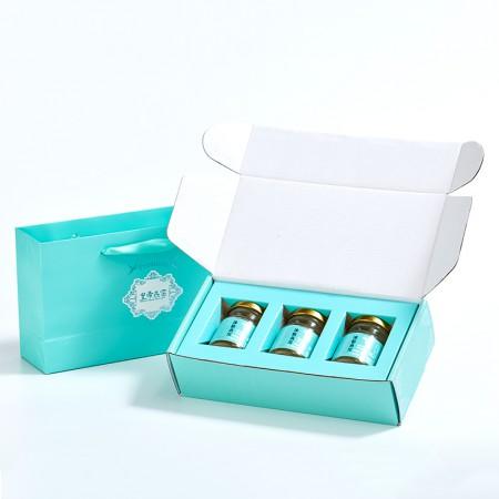 皇帝燕窝 冰糖燕窝3瓶礼盒装(固形物含量≥百分之六十)