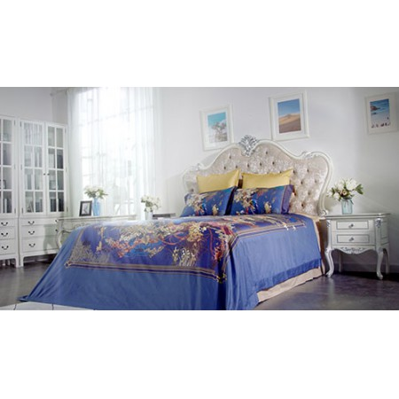 梦洁出品Mhale高端定制匹马棉六件套-五尺