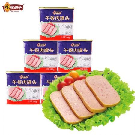 林家铺子午餐肉340g*6罐
