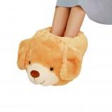 漫漫猪 创意冬季暖脚宝 可爱毛绒卡通动物·小狗