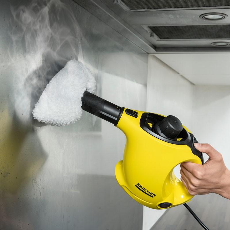 德国卡赫手持多功能高温蒸汽清洁机