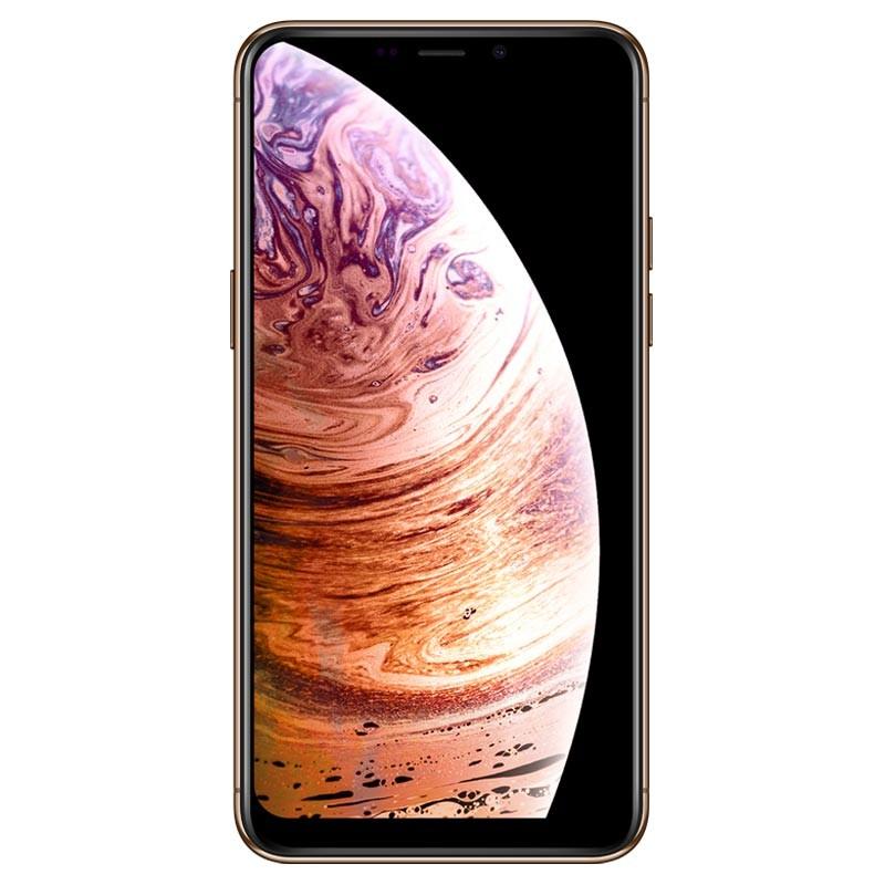 VK X Plus全面屏语音手机·紫檀金