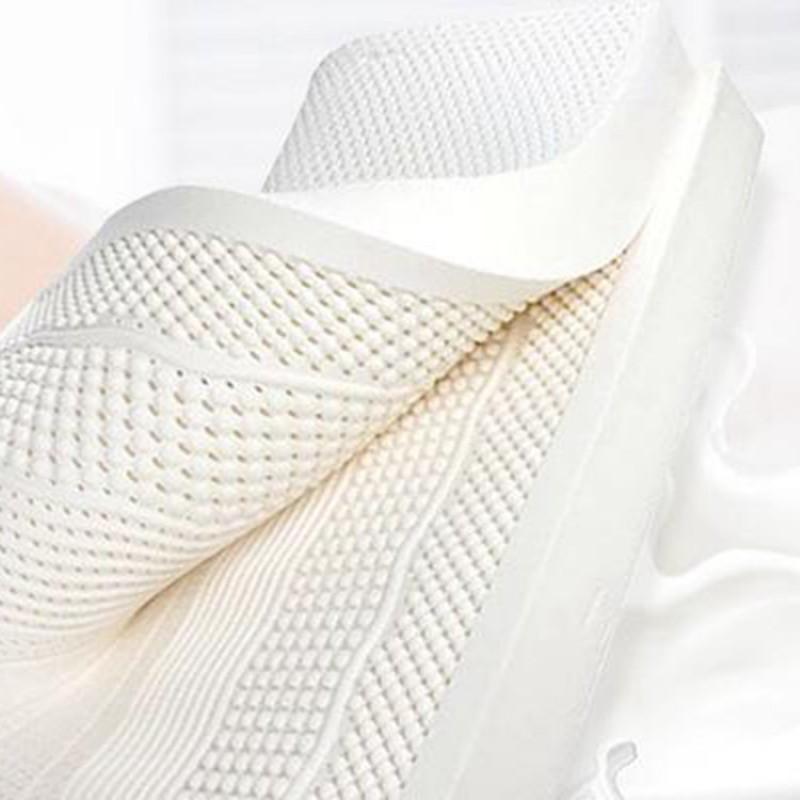 泰国Singgora原装进口九区按摩8CM乳胶床垫1.8米