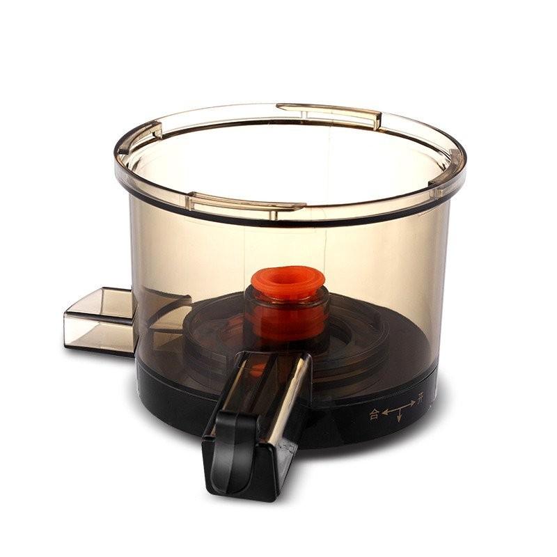 韩国现代 触摸慢速原汁机QC-YZ156B   红色