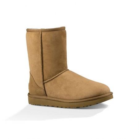 美国UGG Angelababy代言休闲经典款中筒雪地靴(经典款&纽扣款可选)·