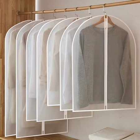 加厚可水洗整理衣物防尘罩超值10件组