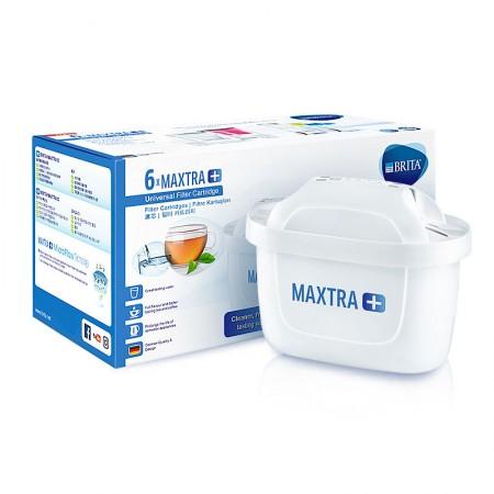 BRITA碧然德Maxtra标准版滤芯6枚装  白色